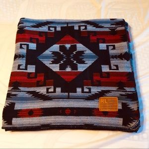 RALPH LAUREN | Vintage Cartwright blanket